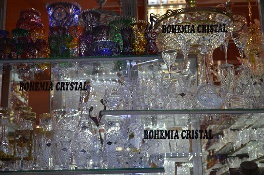 Богемский хрусталь - визитная карточка Чехии