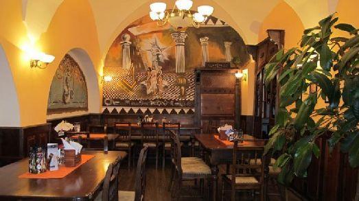 В ресторане представлена чешская кухня в самом лучшем виде!