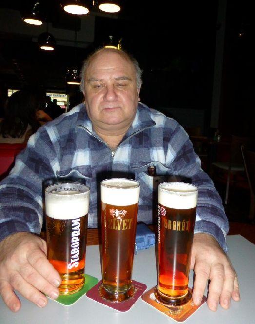 В ресторане Вы найдете разливное пиво самых разных сортов