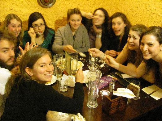 Чехи жизнерадостны и любят посмеяться!