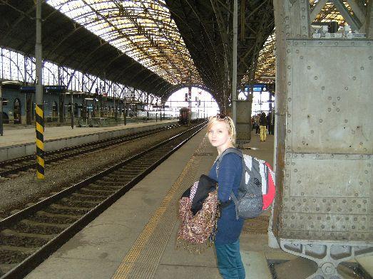 И вот Вы на Пражском автовокзале или железнодорожной станции, куда поехать и что посмотреть?