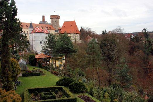 Табор — небольшой городок на юге Чехии, лежащий на возвышенности правого берега реки Лужнице, и находящийся в 80 километрах от Праги