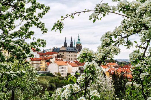 Прага на майские праздники пользуется повышенным спросом