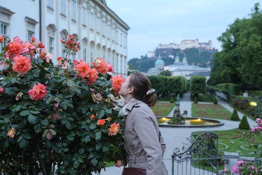Прага на майские каникулы необыкновенно красива и романтична