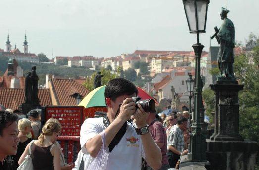 Прага входит в 10-ку самых привлекательных в мире городов для туризма