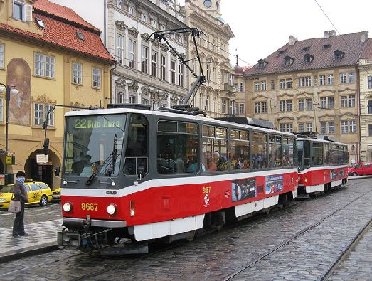 В ноябре в Праге может пойти первый снег