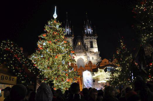25 декабря - Прага отмечает Рождество!