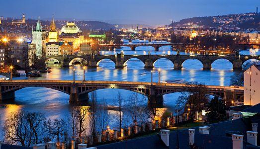 Прага  в Декабре поистине волшебна - Все об отдыхе в Праге на Рождество и Новый Год