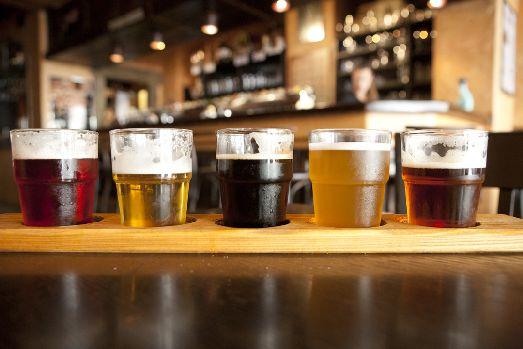 Разнообразие сортов чешского пива не может не радовать