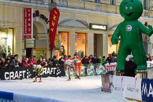 «Carlsbad Ski Sprint» - спортивное состязание Карловых Вар
