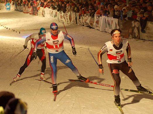 Ski Sprint имеет европейский статус
