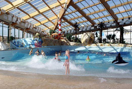 Аквапарк в Праге (Aquapalace Praha) - это любят все дети! И некоторые взрослые ))