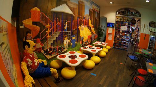 Музей Лего в Праге - кто из детей не любит лего?
