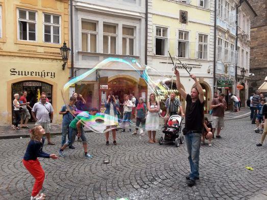 Прага для детей - Стоит ли ехать отдыхать в Прагу с детьми? Давайте узнаем!